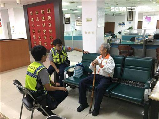 9旬失智老翁以為自己是台南市長獨自離家166公里/翻攝畫面