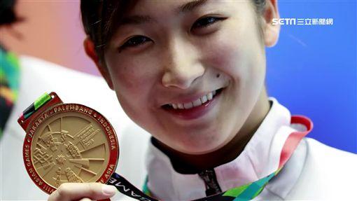 日最強泳女,亞運,選手,游泳,池江璃花子,奪金