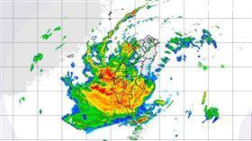 豪雨,氣象局,豪雨特報,大雨,台灣颱風論壇|天氣特急