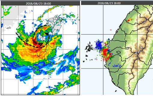 僅是熱帶性低氣壓 為何能下這麼多雨