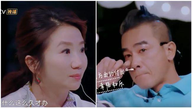 陶晶瑩吐婚後辛酸 讓陳小春當場落淚