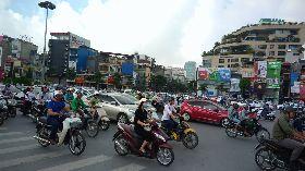 胡志明市擬漸近禁行機車
