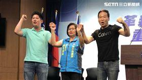 24日市黨部緊急召開北市公職人員選舉提名審查小組會議,最後由現任市議員鍾小平勝出 國民黨提供