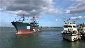 新北市,淡水,海巡隊,大陸漁船,越界
