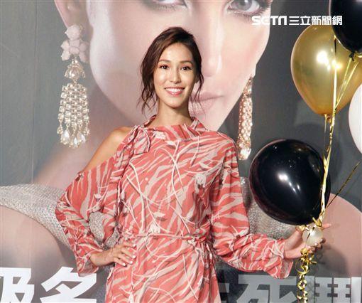 Star World「亞洲超級名模生死鬥」第三季香月明美Akemi。(記者邱榮吉/攝影)