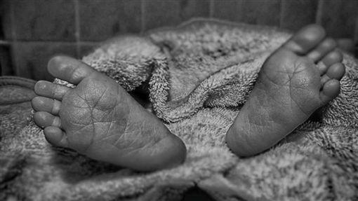 嬰兒、嬰屍示意圖/pixabay
