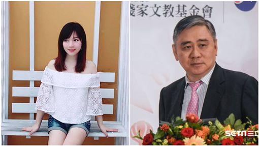 王文洋,辭職,女主播,蔡尚樺,豪門(圖/翻攝自臉書)