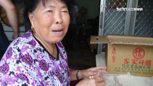 怕媽餓肚子!北漂女兒回老家 替老母親送餐