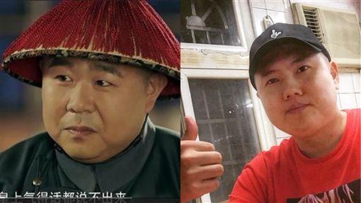 延禧攻略明星臉(圖/翻攝自微博)