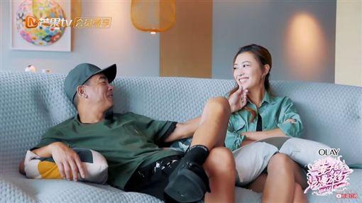 妻子的浪漫旅行,陳小春,應采兒/翻攝自芒果TV YouTube
