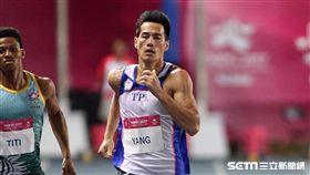 台灣選手楊俊瀚。(資料照/記者邱榮吉攝影)