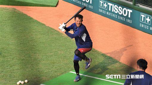 亞運棒球隊林加祐。(資料照/記者王怡翔攝影)