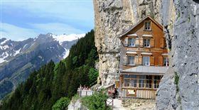 阿爾卑斯山,瑞士,纜車,酒館,住宿,Ebenalp,Nicole Knechtle, 圖/翻攝自pixabay https://goo.gl/Ncd5mS