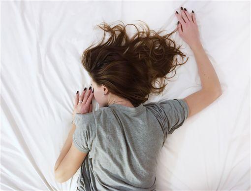 睡覺,睡眠,賴床,起床,圖/翻攝自pixabay