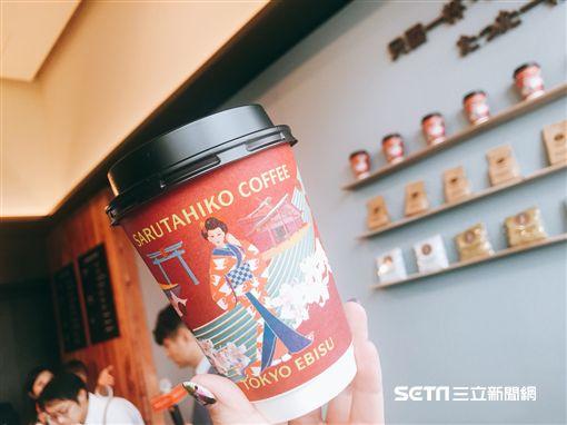 東京猿田彥咖啡。(圖/記者馮珮汶攝)