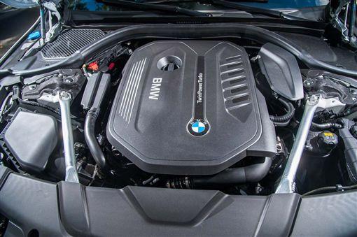 神氣活現BMW 740i M Sport(車訊網)