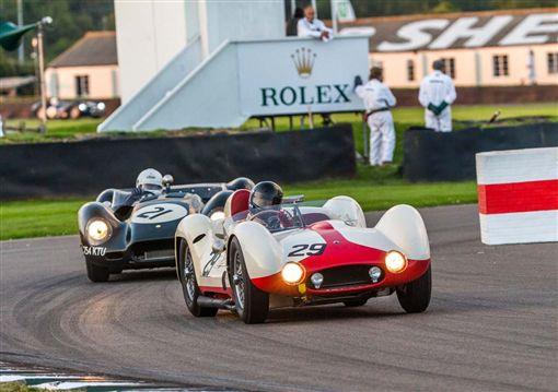 2018 年古德伍德老式賽車會歡慶古董賽車二十週年 (車訊網)