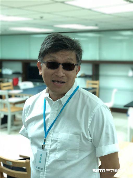 柯文哲競選辦公室主任 黃建興 盧冠妃攝