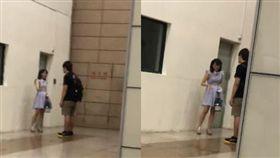 日本妹子和男友大吵,這罵聲卻讓男網友暴動。(圖/翻攝爆廢公社)