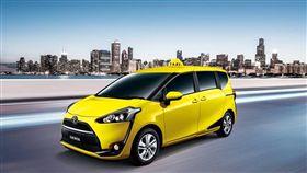 Toyota Sienta「超值特惠版」。(圖/Toyota提供)