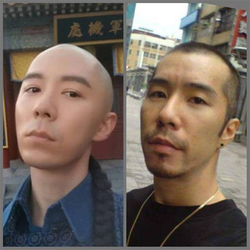 張兆志、袁春望(翻攝自張兆志臉書)