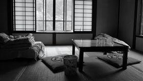 塌塌米、房間示意圖/pixabay