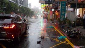 酒駕,肢障,台南(翻攝畫面)