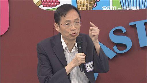 陳為民上小明星大跟班分享靈異故事 圖/中天電視提供