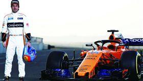 世代告別 Alonso宣佈自F1賽事中退休(圖/車訊網)