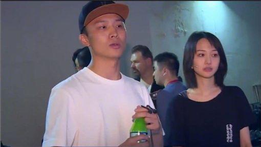 鄭爽,張恒/翻攝自搜狐娛樂微博