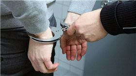 逮捕,犯人 圖/pixabay