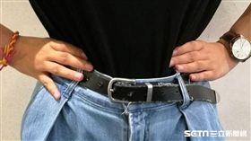 腰身,瘦身,腰圍(示意圖/記者楊晴雯攝)