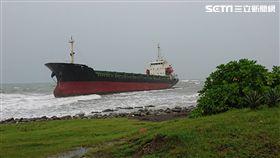 安利669,高雄港,擱淺,船,/高雄港務公司提供