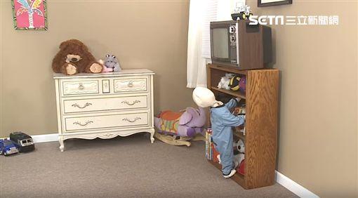 行政院消費者保護處,消費事故,電視,兒童,幼兒,家具