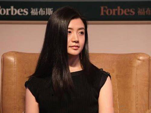 雲鋒基金共同創辦人李穎。(圖/翻攝自中國雪花新聞)
