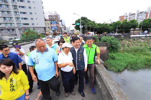 中市南門橋將改建 延續歷史脈絡