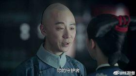 延禧攻略,袁春望,王茂蕾,反派,口罩(圖/翻攝自微博)