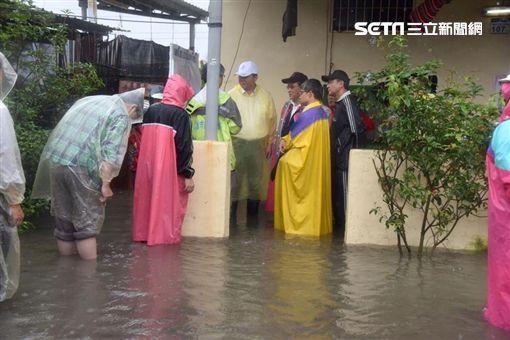 高雄市政府,氣象局,豪雨,上班上課,許立明