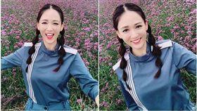陳喬恩落髮危機/翻攝自陳喬恩臉書