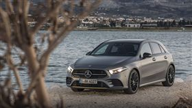 The new A-Class Edition 1。(圖/Mercedes-Benz提供)