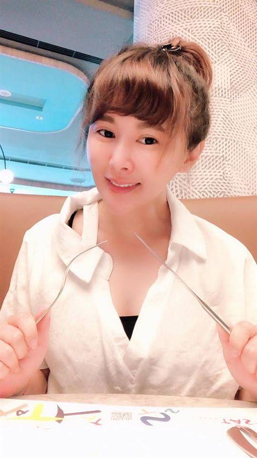 楊靜,溫瀚龍/翻攝自臉書