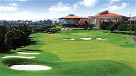 揚昇高爾夫鄉村俱樂部不斷提升服務品質。(圖/揚昇高爾夫鄉村俱樂部提供)