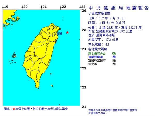 0830地震