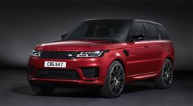 Range Rover Sport。(圖/Jaguar Land Rover提供)