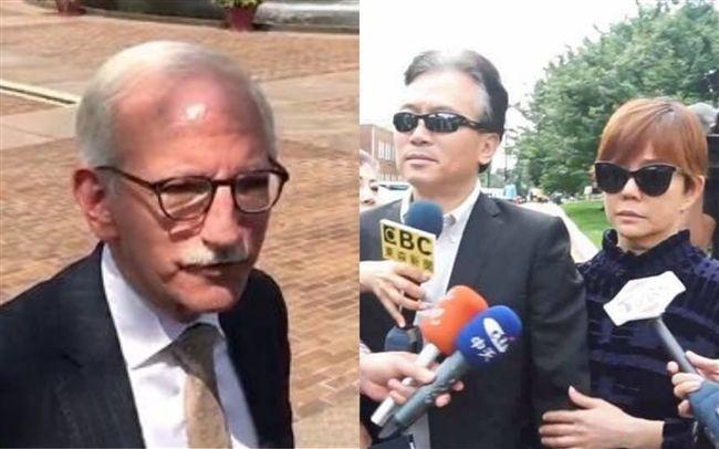 孫鵬、狄鶯出法院後 律師曝獲釋關鍵