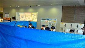 日本埼玉車站置物櫃飄異臭 打開一看竟是嬰屍... (圖擷取自朝日新聞)
