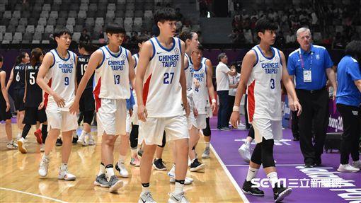 中華女籃將爭銅牌。(圖/記者王怡翔攝影)