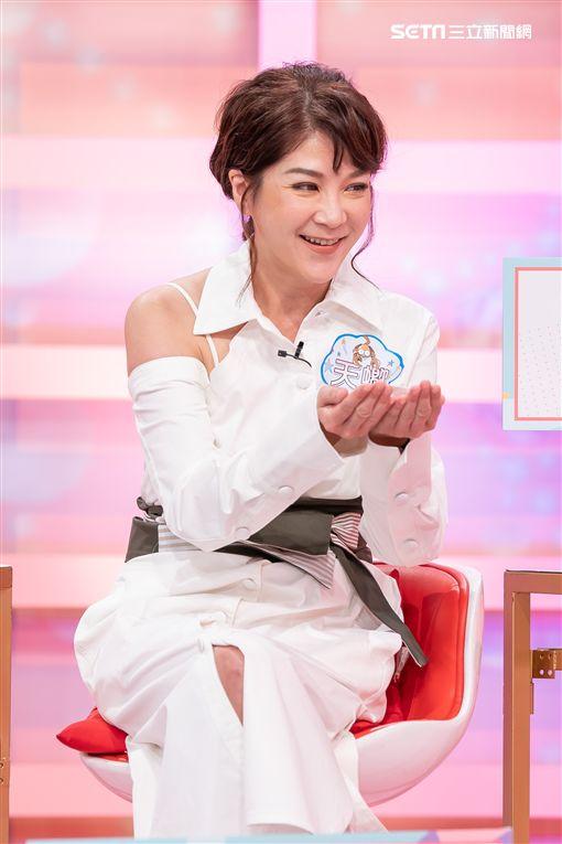 陸元琪、王以路上《女人我最大》 圖/TVBS提供