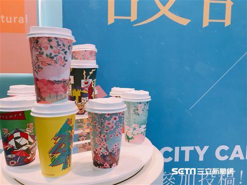 小七,咖啡,城市咖啡。(圖/記者馮珮汶攝)