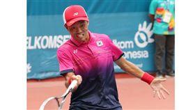 ▲韓國軟網選手金振雄入伍前20天拿到亞運金牌。(圖/截自網路)
